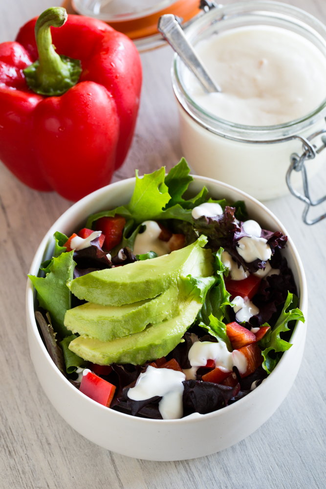 Revivalist Kitchen Salad Dressings . Traditional foods, BFF diet, Paleo, Ketogenic, AIP, Friendly salad dressings. Click through for five recipes!